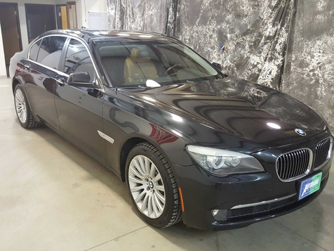 2010 BMW 750Li xDrive  in , ND