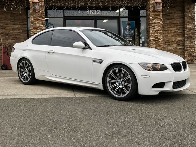 2010 BMW M3 This vehicle is a CarFax certified one-owner used car Pre-owned vehicles can be a sca