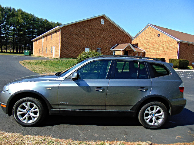 2010 BMW X3 xDrive30i Leesburg, Virginia 5