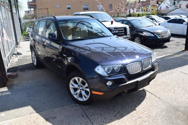 2010 BMW X3 xDrive30i AWD 4dr 30i Richmond Hill, New York 1