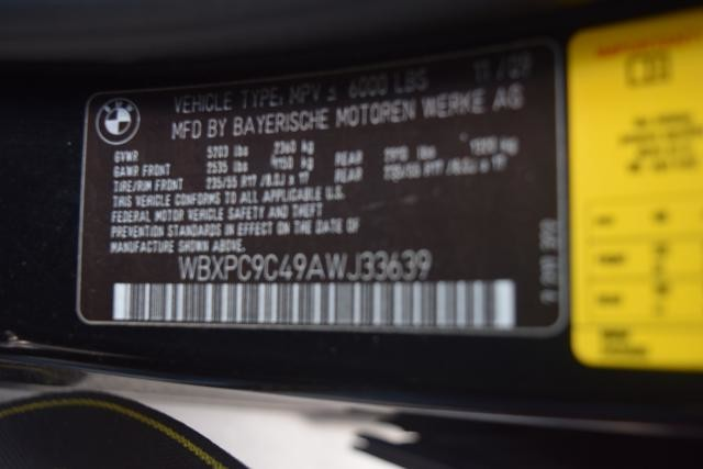 2010 BMW X3 xDrive30i AWD 4dr 30i Richmond Hill, New York 16