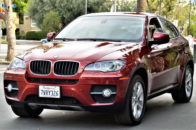 2010 BMW X6 xDrive35i Reseda, CA 20