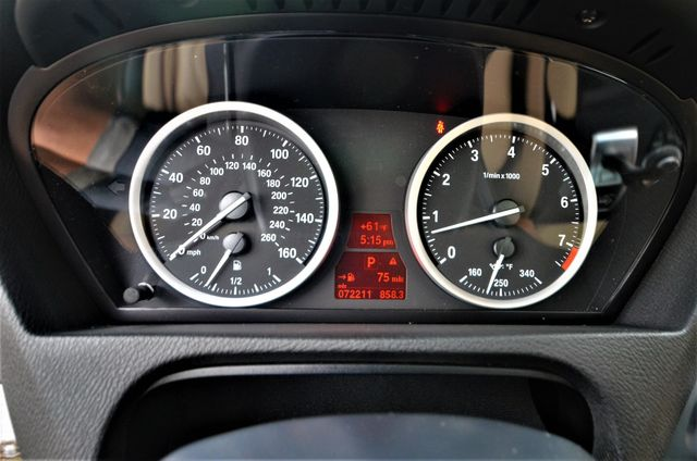 2010 BMW X6 xDrive35i Reseda, CA 8