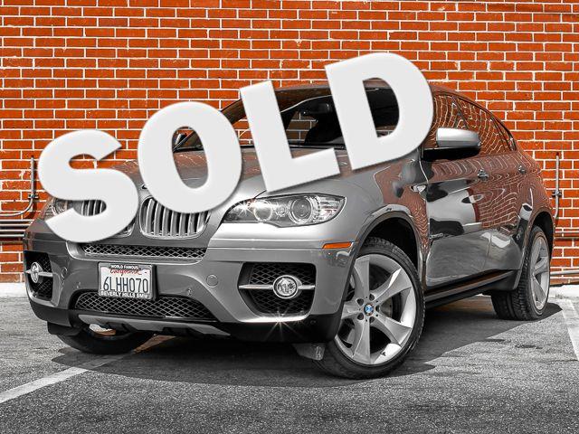 2010 BMW X6 xDrive50i xDrive 50i Burbank, CA 0