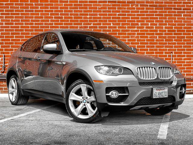 2010 BMW X6 xDrive50i xDrive 50i Burbank, CA 1