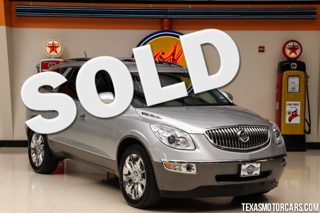 2010 Buick Enclave CXL w2XL This Clean Carfax 2010 Buick Enclave CXL is in great shape with only 8