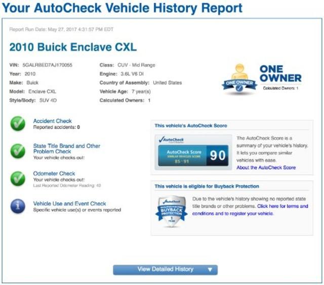2010 Buick Enclave CXL w/1XL San Antonio , Texas 11