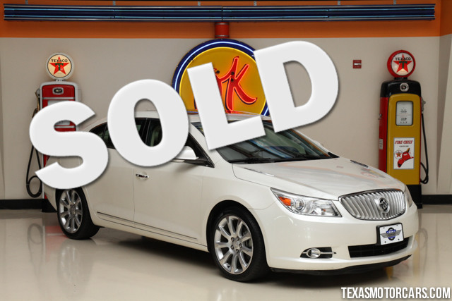 2010 Buick LaCrosse CXS This 2010 Buick LaCrosse CXS is in great shape with only 71 653 miles The