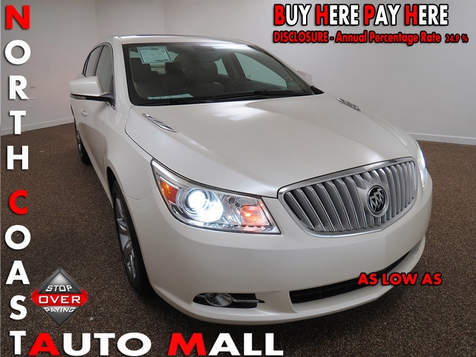 2010 Buick LaCrosse CXL in Bedford, Ohio