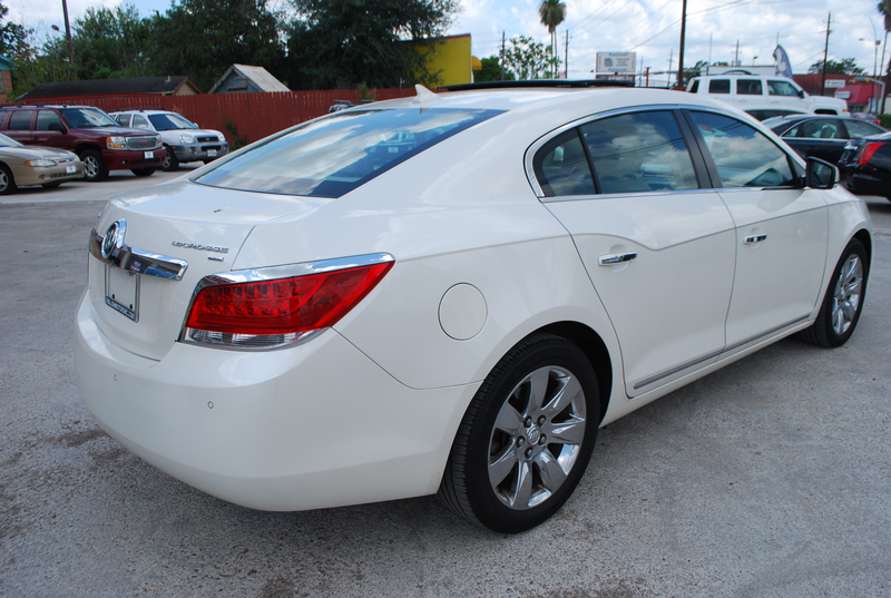 2010 Buick LaCrosse CXL  Brownsville TX  English Motors  in Brownsville, TX
