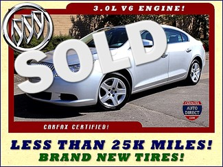 2010 Buick LaCrosse CX - LESS THAN 25K MILES-BRAND NEW TIRES! Mooresville , NC