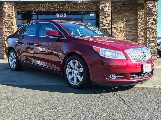 2010 Buick LaCrosse CXL The CARFAX Buy Back Guarantee that comes with this vehicle means that you