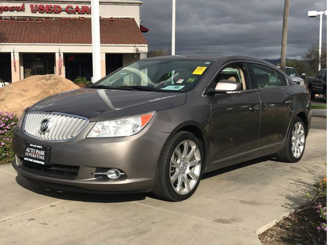 2010 Buick LaCrosse CXS Fine leather seats will enhance your comfort and keep your interior lookin