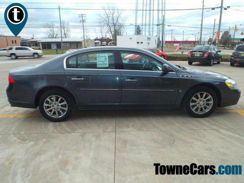 2010 Buick Lucerne CXL-3 *Ltd Avail* | Medina, OH | Towne Auto Sales in Medina OH