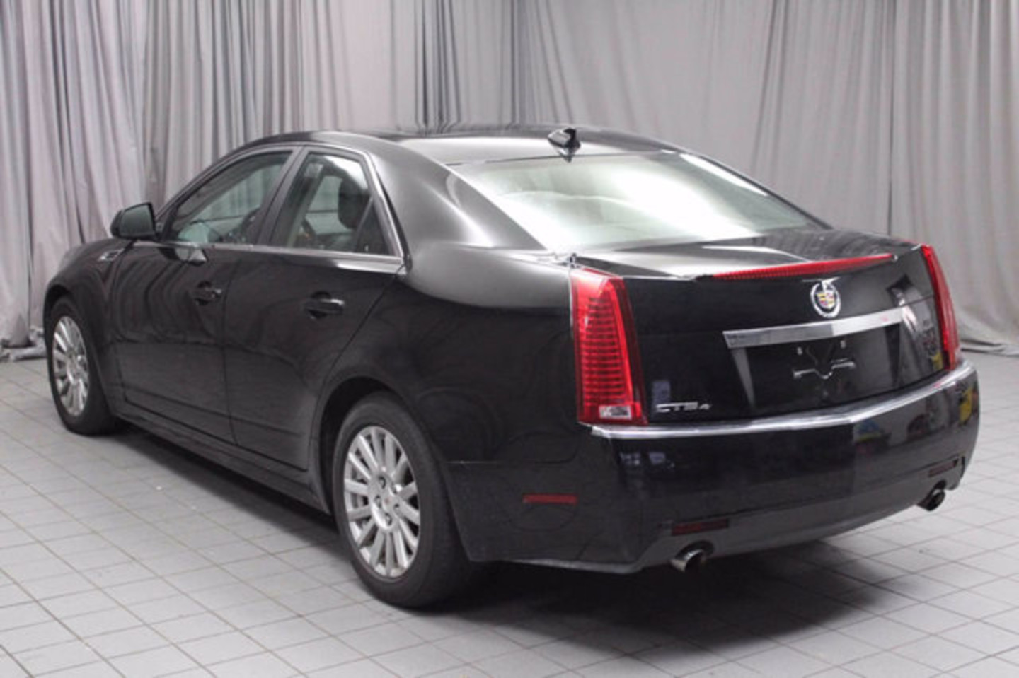 2010 cadillac cts sedan 4dr sedan 30l awd city oh north coast auto mall of akron. Black Bedroom Furniture Sets. Home Design Ideas