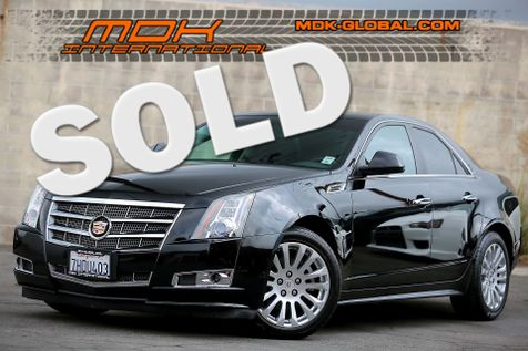 2010 Cadillac CTS Sedan Performance in Los Angeles