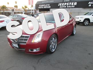 2010 Cadillac CTS Sedan Premium Costa Mesa, California