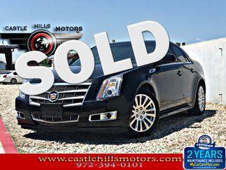 2010 Cadillac CTS Sedan Premium | Lewisville, Texas | Castle Hills Motors in Lewisville Texas
