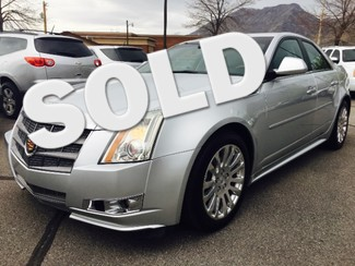 2010 Cadillac CTS Sedan Premium LINDON, UT