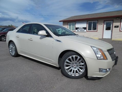 2010 Cadillac CTS Sedan Performance in