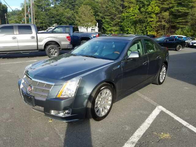 2010 Cadillac Cts Sedan Premium Pine Grove Pa 17963