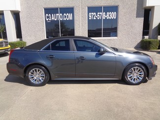 2010 Cadillac CTS Sedan Luxury in Plano Texas