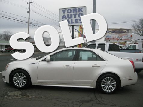 2010 Cadillac CTS Sedan Luxury in , CT