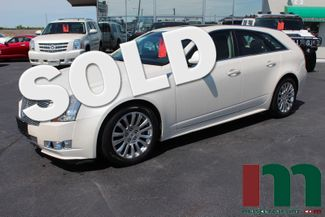 2010 Cadillac CTS Wagon in Granite City Illinois