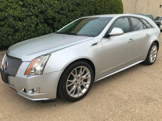 2010 Cadillac CTS Wagon Premium Plano, Texas 7