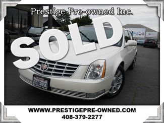 2010 Cadillac DTS in Campbell CA