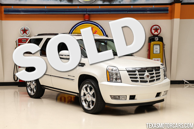 2010 Cadillac Escalade Premium Financing is available with rates as low as 29 wac Get pre-app