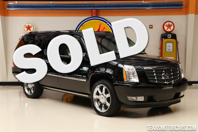 2010 Cadillac Escalade ESV Premium This 2010 Cadillac Escalade ESV Premium is in great shape with