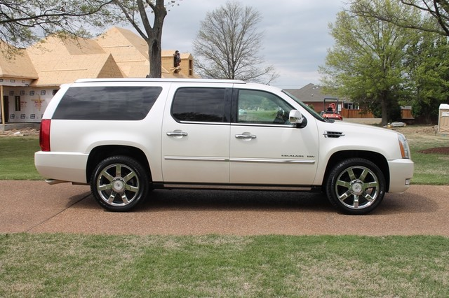 2010 cadillac escalade esv awd premium ebay. Black Bedroom Furniture Sets. Home Design Ideas