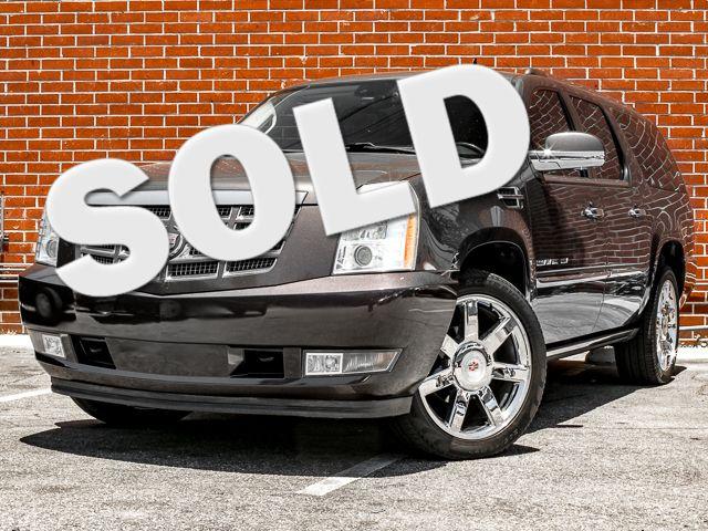 2010 Cadillac Escalade ESV Premium Burbank, CA 0