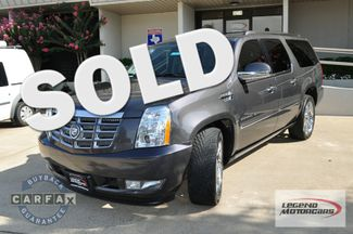 2010 Cadillac Escalade ESV AWD Premium | Garland, TX | Legend Motorcars in Garland