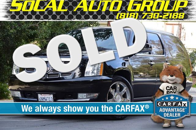 2010 Cadillac Escalade ESV Premium Reseda, CA 0