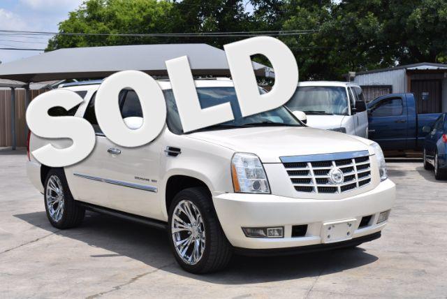 2010 Cadillac Escalade ESV Premium San Antonio , Texas 0
