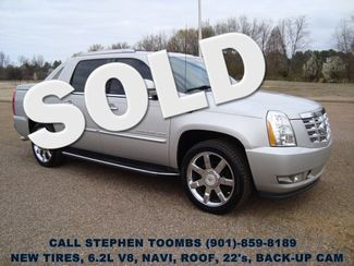 2010 Cadillac Escalade EXT LUXURY 6.2L V8, NAVI, ROOF, NEW TIRES, 22's, BACK-UP CAM in  Tennessee