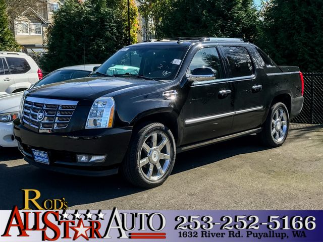 2010 Cadillac Escalade EXT Premium AWD This vehicle is a CarFax certified one-owner used car Pre-