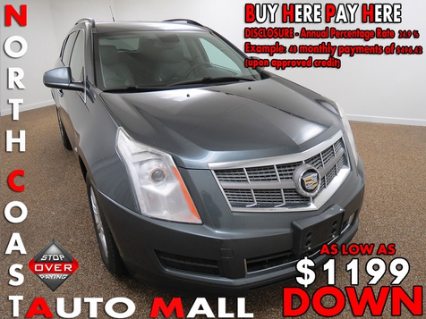 2010 Cadillac SRX 3.0 Base in Bedford, Ohio