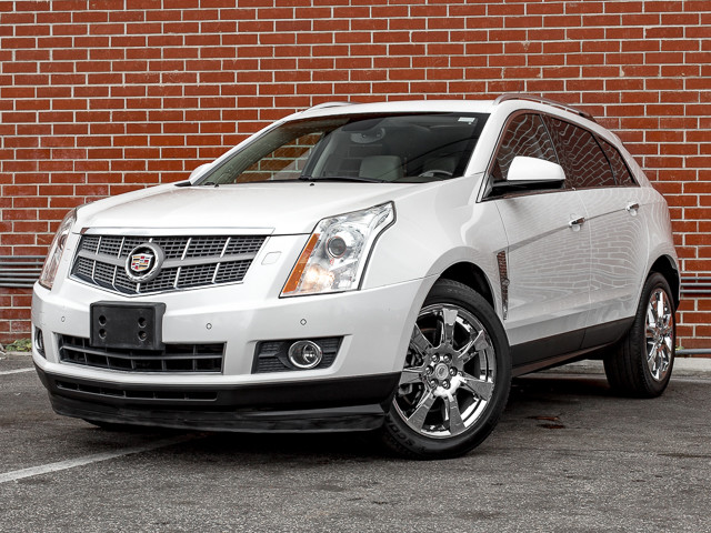 2010 Cadillac SRX Premium Collection Burbank, CA 0