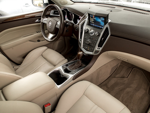 2010 Cadillac SRX Premium Collection Burbank, CA 12