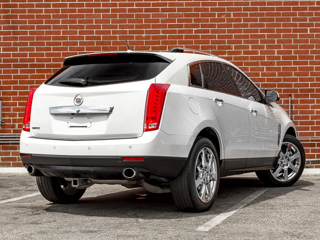 2010 Cadillac SRX Premium Collection Burbank, CA 3