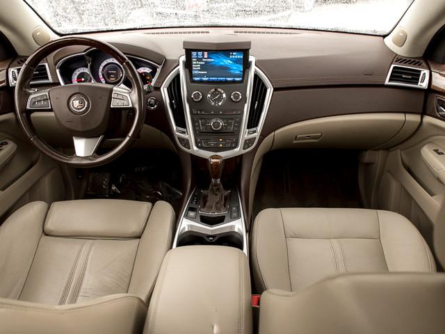 2010 Cadillac SRX Premium Collection Burbank, CA 8