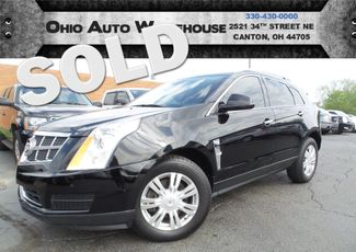 2010 Cadillac SRX Luxury AWD Navi Pano Cln Carfax We Finance | Canton, Ohio | Ohio Auto Warehouse LLC in  Ohio