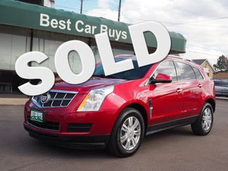 2010 Cadillac SRX Luxury Collection Englewood, CO