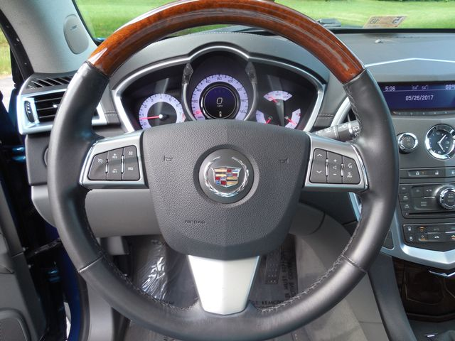 2010 Cadillac SRX Luxury Collection Leesburg, Virginia 11