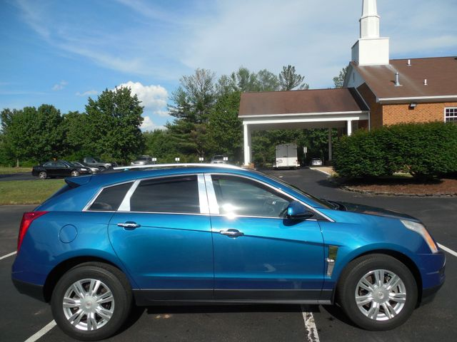 2010 Cadillac SRX Luxury Collection Leesburg, Virginia 6