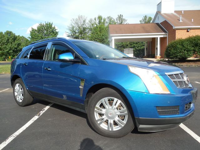 2010 Cadillac SRX Luxury Collection Leesburg, Virginia 3