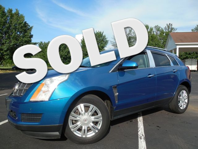 2010 Cadillac SRX Luxury Collection Leesburg, Virginia 2